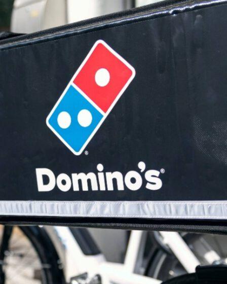 Domino's punten sparen voor gratis pizza actie
