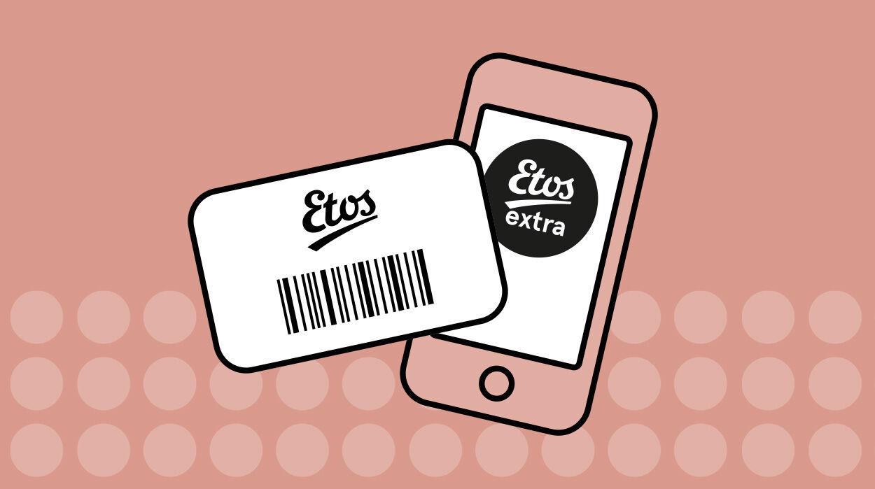 Etos extra weken sparen cadeau gratis producten