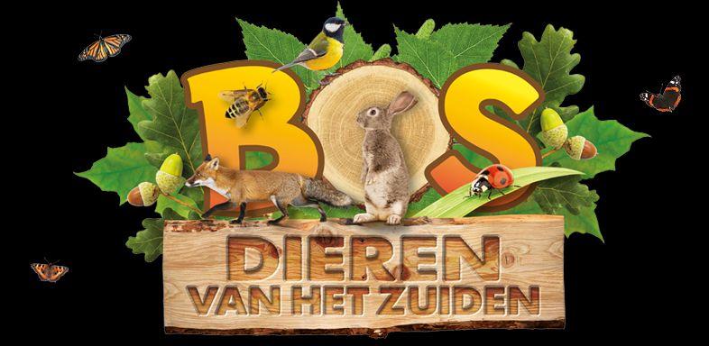 Jan Linders bosdierenstickers spaaractie 2020 Bosdieren van het Zuiden