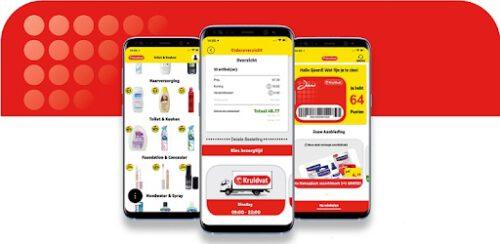 Kruidvat Jouw extra voordeelkaart spaaractie gratis producten korting