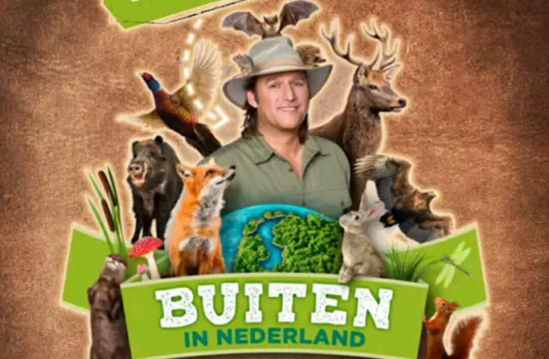 PLUS Buiten in Nederland app met Buitenkaartjes en tv-boswachter Arjan Postma